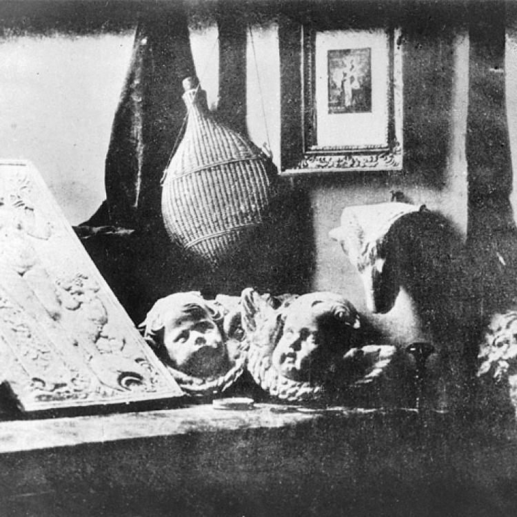 First successful Photo - 1857